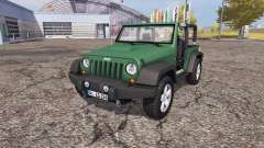 Jeep Wrangler (JK) v1.1