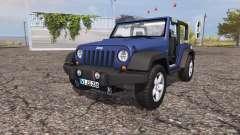 Jeep Wrangler (JK) v1.0