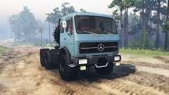 Mercedes-Benz NG para Spin Tires