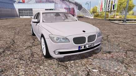 BMW 750Li (F02) para Farming Simulator 2013