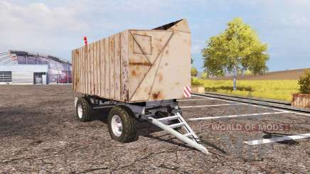 Panav BSS silo v2.0 para Farming Simulator 2013