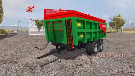 GYRAX BMXL 140 v2.0 para Farming Simulator 2013