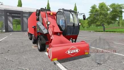 Kuhn SPV Confort 12 XXL para Farming Simulator 2017
