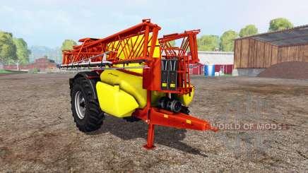 Kverneland Rau para Farming Simulator 2015