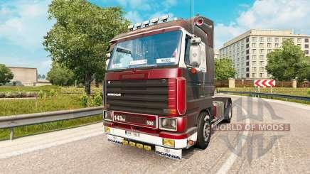 Scania 143M 500 v3.4 para Euro Truck Simulator 2