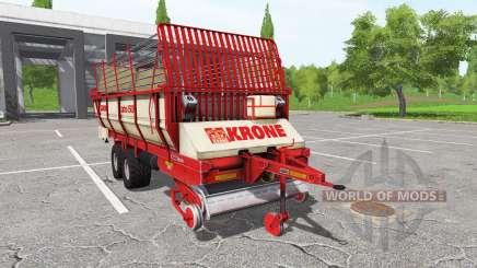 Krone Turbo 3500 para Farming Simulator 2017