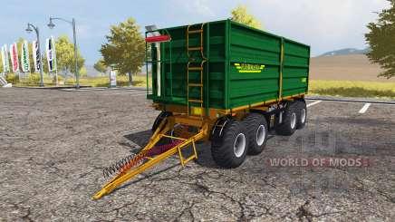 Fuhrmann FF multifruit para Farming Simulator 2013