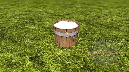 Fertilizer bucket para Farming Simulator 2017