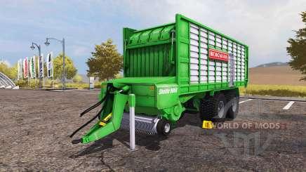 BERGMANN Shuttle 900 K v3.1 para Farming Simulator 2013