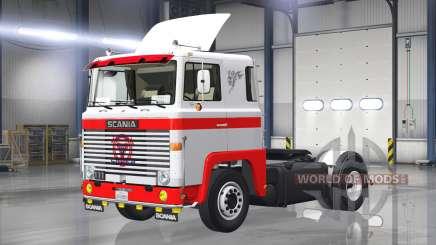 Scania 111 v2.0 para American Truck Simulator