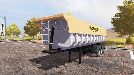 Guerra tipper semitrailer para Farming Simulator 2013