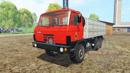Tatra 815 agro para Farming Simulator 2015