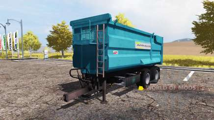 Kroger Agroliner MUK 303 Agravis para Farming Simulator 2013