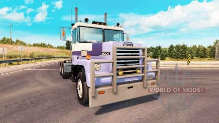 Scot A2HD v1.0.4 para American Truck Simulator