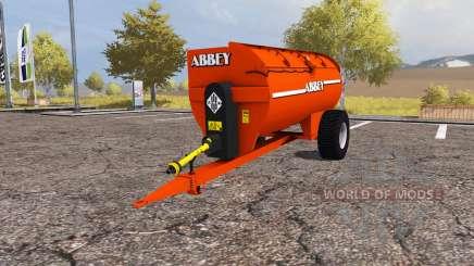 Abbey 2550 para Farming Simulator 2013
