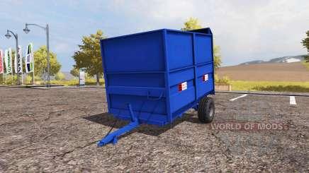 Marston silo trailer para Farming Simulator 2013