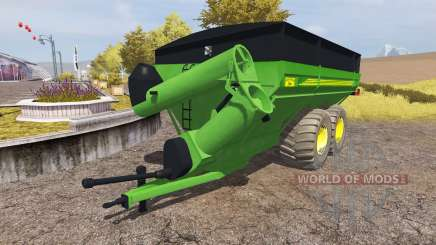 John Deere grain cart para Farming Simulator 2013