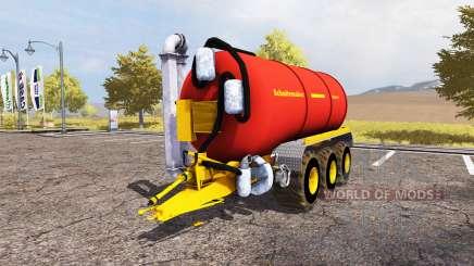 Schuitemaker Robusta 260 v1.1 para Farming Simulator 2013