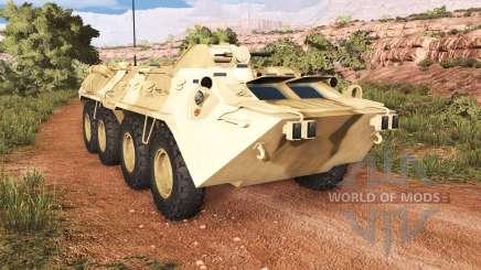 BTR-80 v2.2 para BeamNG Drive