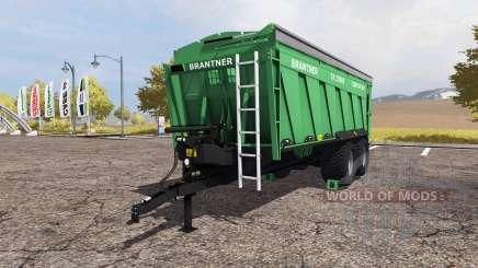 BRANTNER TA 23065-2 Power Push multifrucht para Farming Simulator 2013