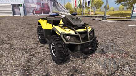 Can-Am Outlander 1000 XT para Farming Simulator 2013