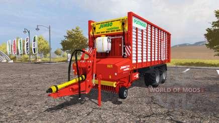 POTTINGER Jumbo 7210 Combiline para Farming Simulator 2013