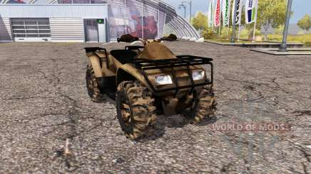Polaris Sportsman Touring para Farming Simulator 2013