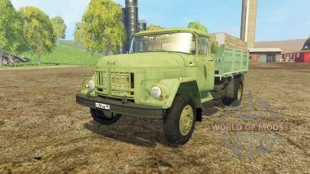 ZIL 130 Amur v4.0 para Farming Simulator 2015