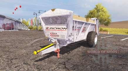 PICHON Muck Master M16 para Farming Simulator 2013