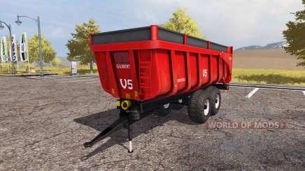 Gilibert 1800 PRO v5.6 para Farming Simulator 2013