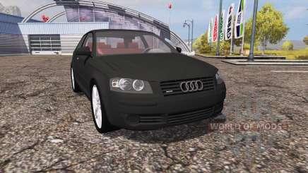Audi A3 quattro (8L) para Farming Simulator 2013