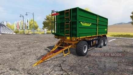 Fuhrmann FF para Farming Simulator 2013