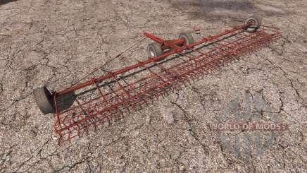 O perdia de palha harrow para Farming Simulator 2013