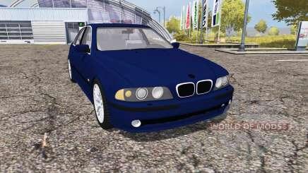 BMW 540i (E39) para Farming Simulator 2013
