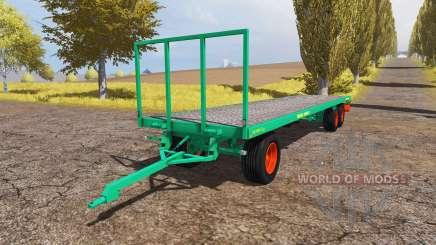 Aguas-Tenias PGRAT v3.5 para Farming Simulator 2013