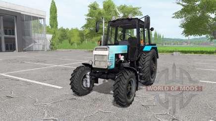 Bielorrússia MTZ 920 v2.1 para Farming Simulator 2017