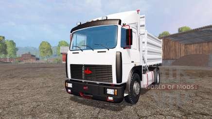 MAZ 5550 para Farming Simulator 2015