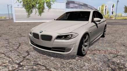 BMW 535i (F10) para Farming Simulator 2013