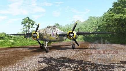 North American B-25 Mitchell v5.1 para BeamNG Drive