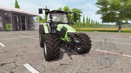 Deutz-Fahr 5110 TTV v4.0 para Farming Simulator 2017