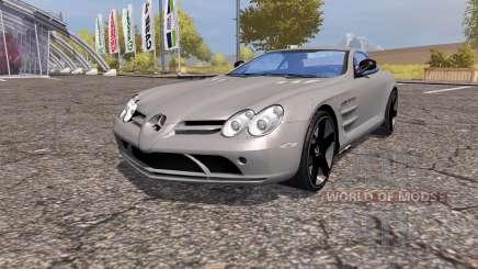 Mercedes-Benz SLR McLaren (C199) v2.0 para Farming Simulator 2013
