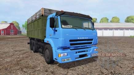 KamAZ 65117 para Farming Simulator 2015