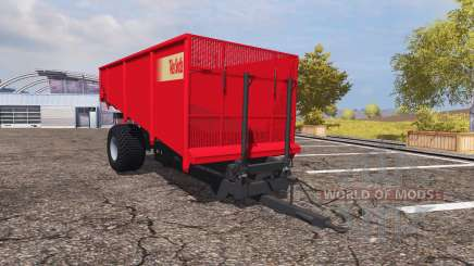Vicon T-Rex Shuttle para Farming Simulator 2013