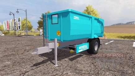 Mengele Big Body 500 E para Farming Simulator 2013