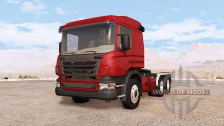 Scania R-Series v0.61 para BeamNG Drive