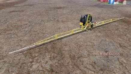 AMAZONE UF 1801 eco black edition para Farming Simulator 2015