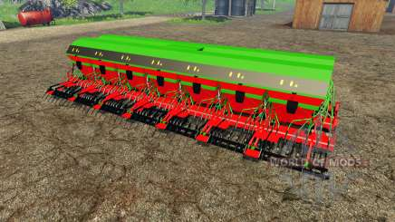Mechanical seeder v3.1 para Farming Simulator 2015