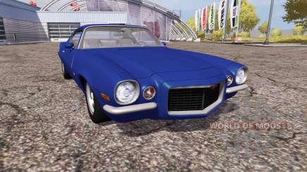 Chevrolet Camaro Z28 1973 para Farming Simulator 2013