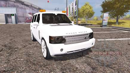 Land Rover Range Rover Supercharged (L322) para Farming Simulator 2013