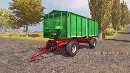 Kroger Agroliner HKD 302 multifruit v1.1 para Farming Simulator 2013
